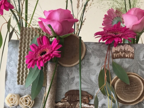Floral Art classes - Virtual Show Results